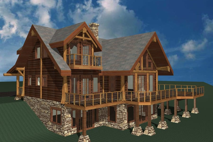Miraculous Log Timber Frame Home Styles Summit Log And Timber Homes Home Interior And Landscaping Eliaenasavecom