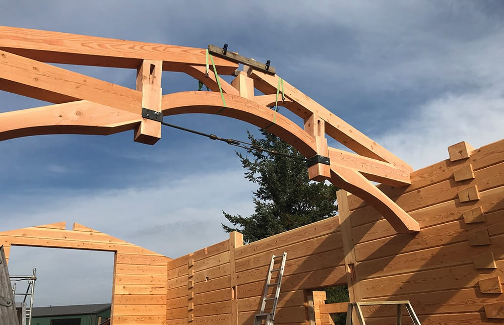 Log & Timber Frame Home Styles | Summit Log and Timber Homes