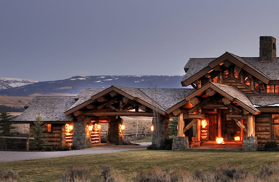 Big Horn Lodge Summit Log Amp Timber Homes