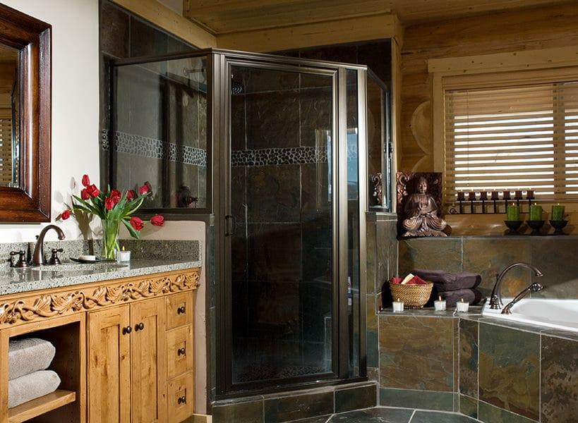 The cedar city summit mountain design for Bathroom remodel jackson tn