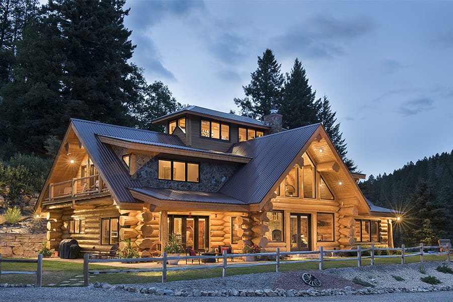Cloudcroft Summit Log Amp Timber Homes